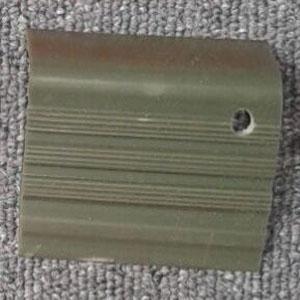 step nosing tangga karet abu-abu garis polos